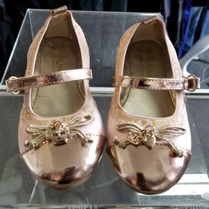 Preowned girls pink Juicy Couture shoes sz 10